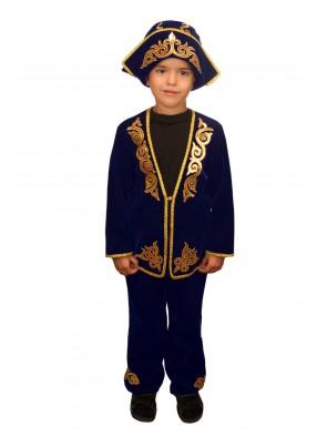 Национальный казахский костюм для мальчика