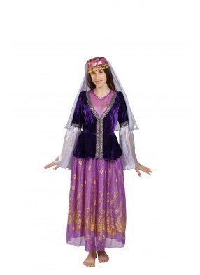 Национальный костюм азербайджанки