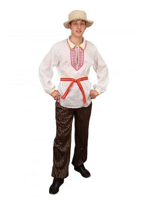 Национальный костюм беларуса