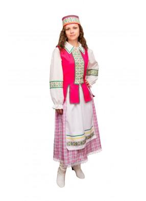 Национальный костюм беларуски