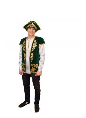Национальный костюм казаха