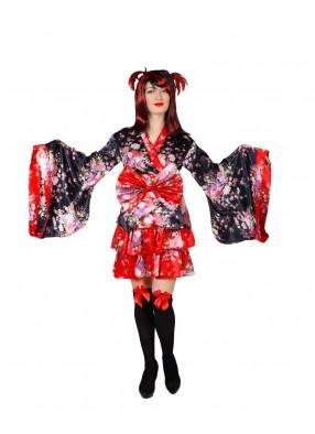 Национальный костюм китаянки