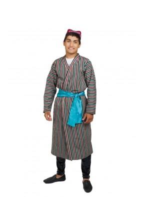 Национальный костюм узбека