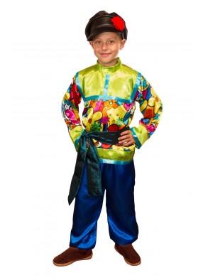 Национальный костюм Вани
