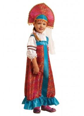 Национальный костюм Василисы