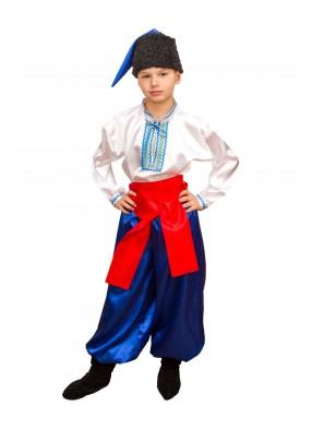 Национальный украинский костюм для мальчика