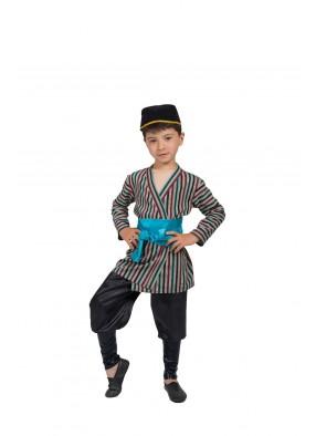 Национальный узбекский костюм для мальчика