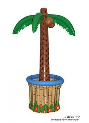 Надувная пальма в кадушке