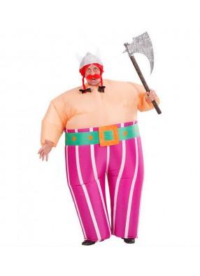 Надувной костюм Атерикса для взрослого