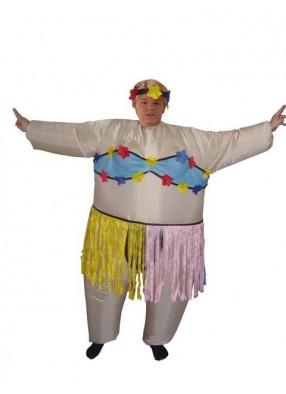 Надувной костюм танцора