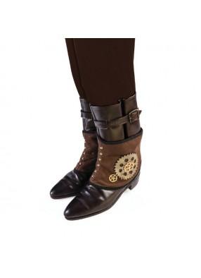 Накладки на ботинки Стимпанка
