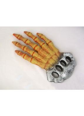 Накладная кисть скелета с рукояткой