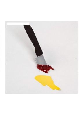 Накладная рана от ножа