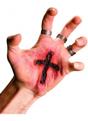 Накладной ожог от креста