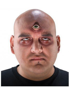 Накладной третий глаз