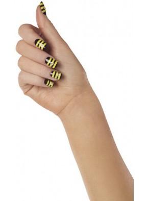 Накладные ногти пчелки