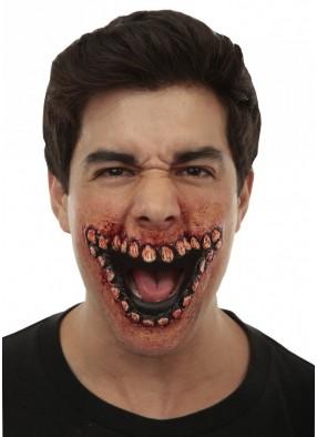 Накладные зубы демона