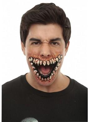 Накладные зубы монстра