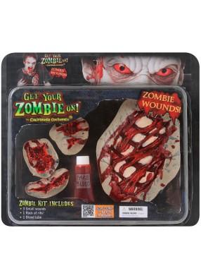 Наладки на тело для зомби