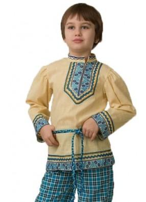 Народный костюм Рубашка вышиванка фото