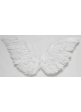 Небольшие перьевые крылья ангела фото