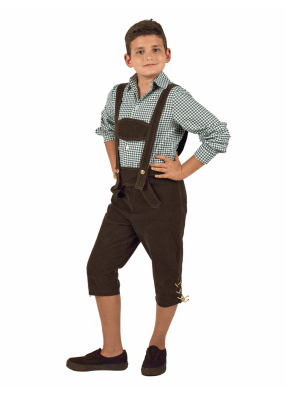 Немецкий костюм Ганс 1 фото