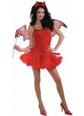 Нижнее платье дьяволицы