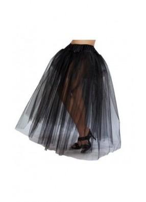 Нижняя длинная юбка