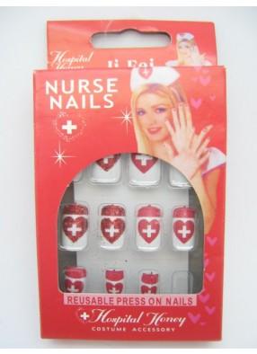 Ногти Медсестры накладные