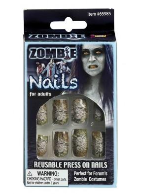 Ногти Зомби накладные
