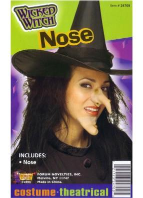 Нос хитрой ведьмы