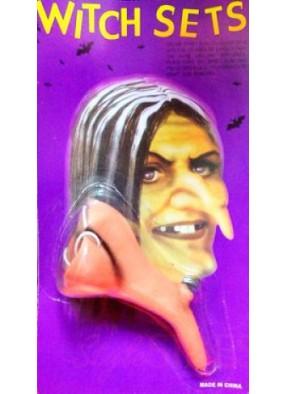 Нос злобной ведьмы