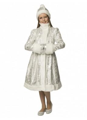 Новогодний костюм северной Снегурочки