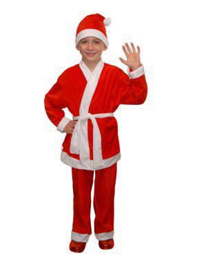 Новогодний костюм для мальчика