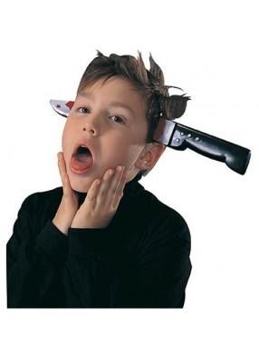 Нож из головы
