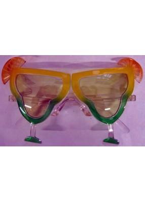 Очки бокалы мартини