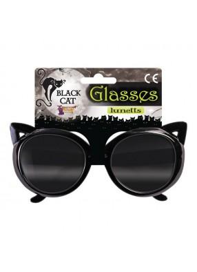 Очки Черная кошка