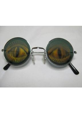 Очки с голограммой Динозавр