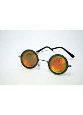 Очки с голограммой кобры