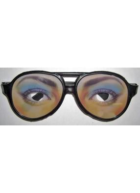 Очки с отверстием для зрачков