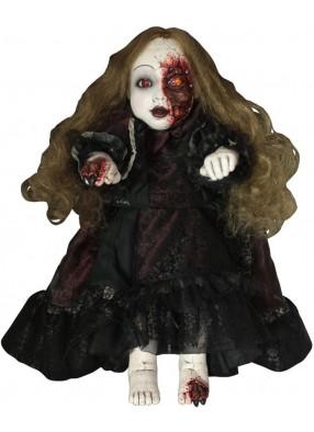 Окровавленная кукла