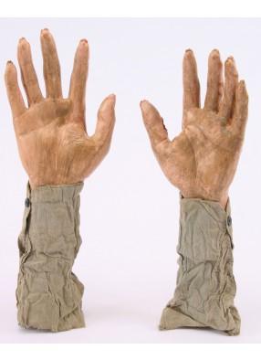 Окровавленные кисти рук 40см
