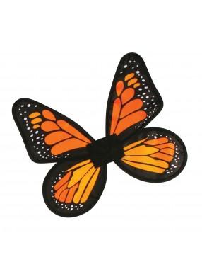 Оранжевые детские крылья Бабочка фото
