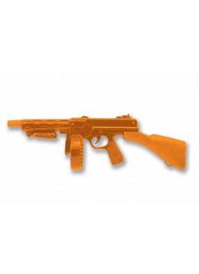 Оранжевый гангстерский автомат