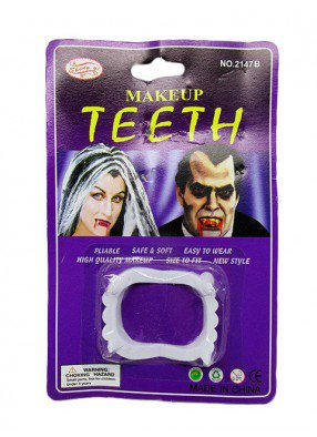 Острые зубы Дракулы