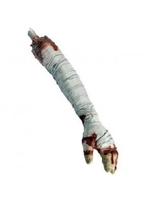 Оторванная рука мумии