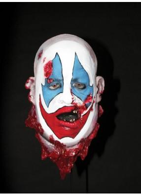 Оторванная голова клоуна