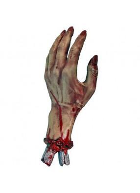 Отрубленная женская рука 30 см
