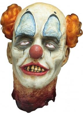 Отрубленная голова клоуна