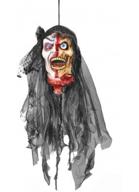 Отрубленная голова вампирши